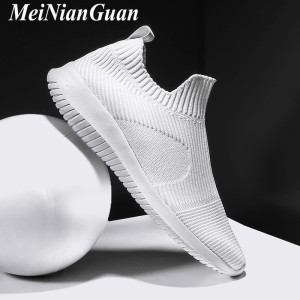 Brand Casual Shoes Men Mesh Br