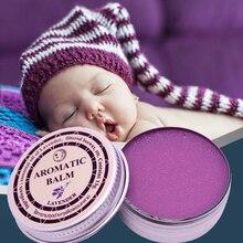 Thailand Help sleep Soothe Lavender aromatic balm insomnia relax Sleep Fragrances & Deodorants