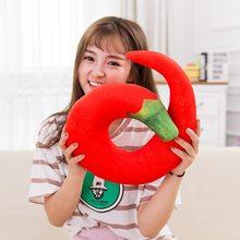 30 см мягкие острый перец кукла подушка Баклажан плюшевые игрушки