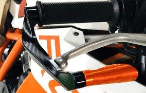 Image 2 - Motorrad CNC Lenker Griffe Schutz Bremse Kupplung Hebel Wache Schutz Für suzuki GSX S1000 GSX S1000F gsxs1000/f gsx s1000