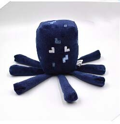 Hot-selling plush toy doll, enderman, creeper, and dragon game doll