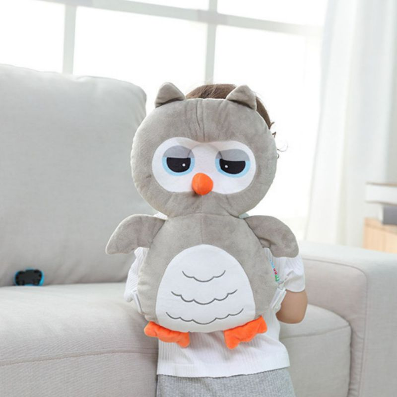 Cartoon Safety Pad Cushion Baby Pillow Head For Baby Walkers Protective Prevent Shatter-resistant Head Injured