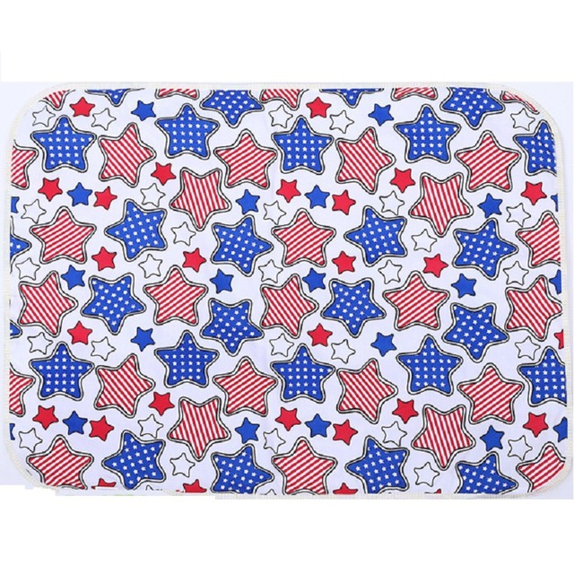 Nappy Diaper Changing Mat 30*45 cm Waterproof Washable Bedding Changing Cover Pad Newborn Diaper Pad Sheet Baby Mattress | Happy Baby Mama