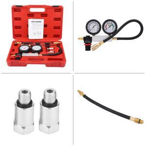 Image 2 - Mr Cartool TU 21 4Pcs Cylinder Leak Tester Compression Test Kit Cylinder Petrol Engine Compression Leakage Leakdown Detector