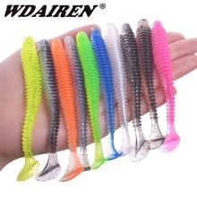 WDAIREN +Soft приманки силикон наживка 9,5 см 7 см 5 см товары для рыбалки море рыбалка Pva искусственный приманка воблеры снасти
