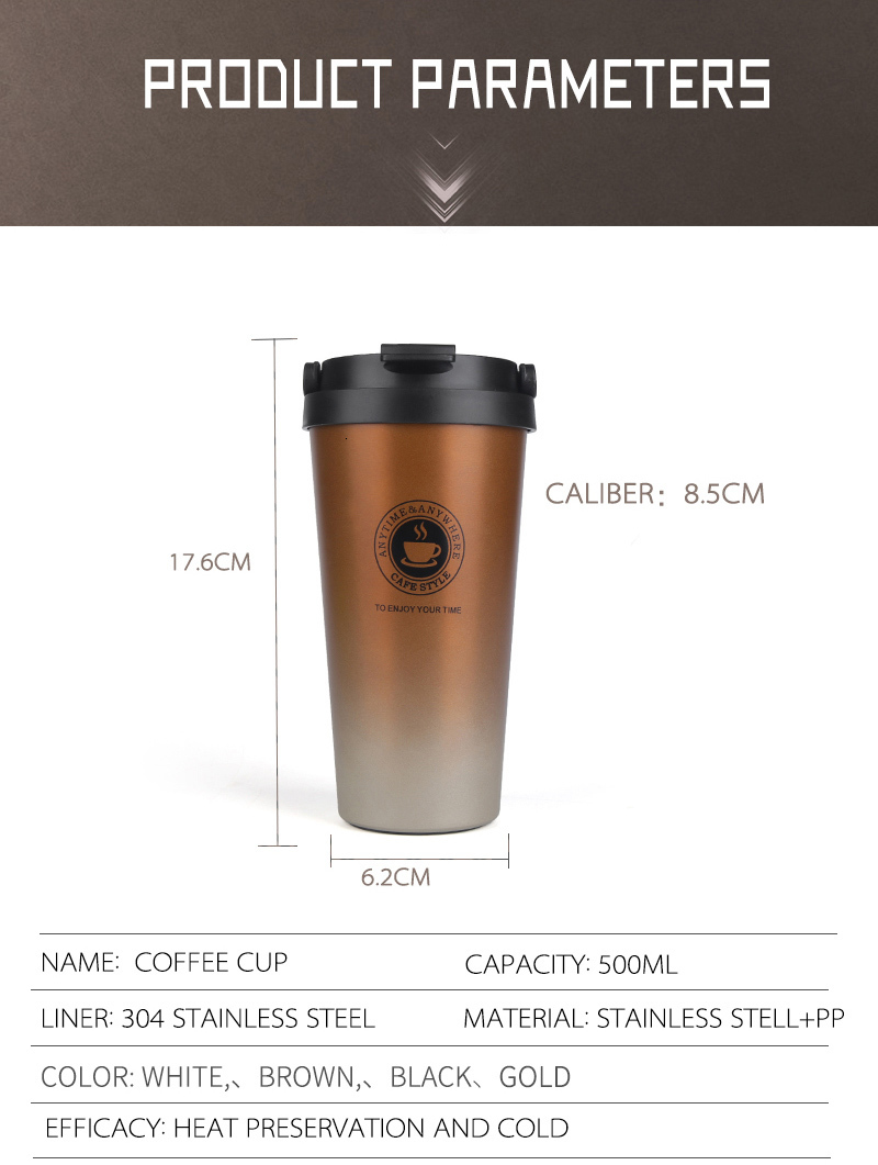 H7cf3b98e49944addbb39424f10f21cc0R Hot Quality Double Wall Stainless Steel Vacuum Flasks 350ml 500ml Car Thermo Cup Coffee Tea Travel Mug Thermol Bottle Thermocup