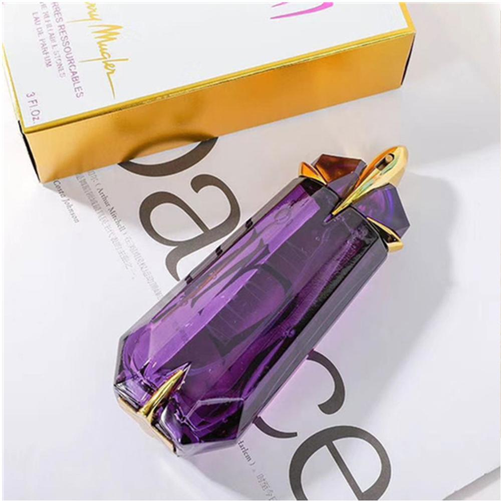 90ML Brand Original Women Perfume Lasting Female Natural Sexy Parfum Fragrance Glass Bottle Atomizer Water Ladies Perfumes