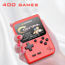 mini consola retro 400 juegos 8 handheld game consoles built into classic games for children nostalgic players