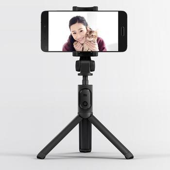 Original Xiaomi Selfie Stick Foldable 360 Rotation Tripod Wireless Button Remote Selfie Stick For iOS/Android/Xiaomi