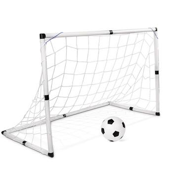 1 zestaw piłka nożna piłka nożna trwała Mini piłka nożna Inflator bramka do piłki nożnej netto szkolenia lalki dla szkoły na świeżym powietrzu tanie i dobre opinie CN (pochodzenie)