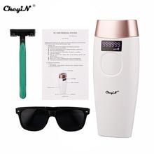 IPL Laser Hair Removal Machine Laser Epilator Hair Removal Device Permanent Bikini Trimmer Electric