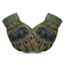 Touchscreen Tactische Handschoenen Militaire Hard Knuckle Handschoenen Anti-Slip Fietsen Training Jacht Werken Cs Gaming Handschoenen(China)