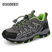 Sneakers Hiking-Shoes Outdoor-Shoes Spring Autumn Boys Breathable Kids Children New And