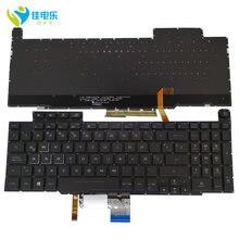 Ovy ла светильник с подсветкой Клавиатура для ноутбука asus