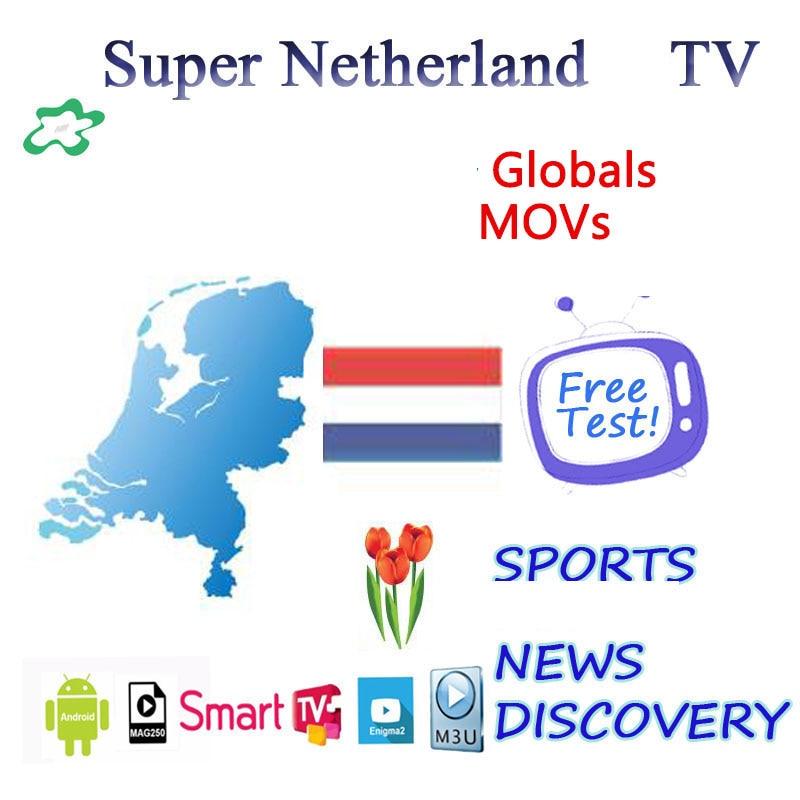Netherlands Europe 1P  TV  Spain  Italy Germany TV Hot Xxx Subscription Android Box Ssmart TV M3u