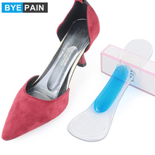 1Pair BYEPAIN Gel Sports Orthotic Insoles for Shock Absorpti