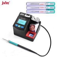 Jabe UD 1200 Precision Lead free Soldering Station Smart 2.5S Rapid Heating with Dual Channel Power Supply Heating System
