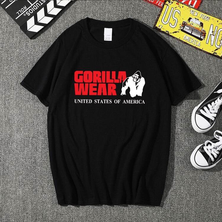 ¡Novedad de 2020! camisetas divertidas con estampado de gorilla wear para hombre, camisetas casuales geniales de algodón de manga corta, camiseta a la moda de verano Cubot Max 2 Android 9,0 Octa-Core 6,8