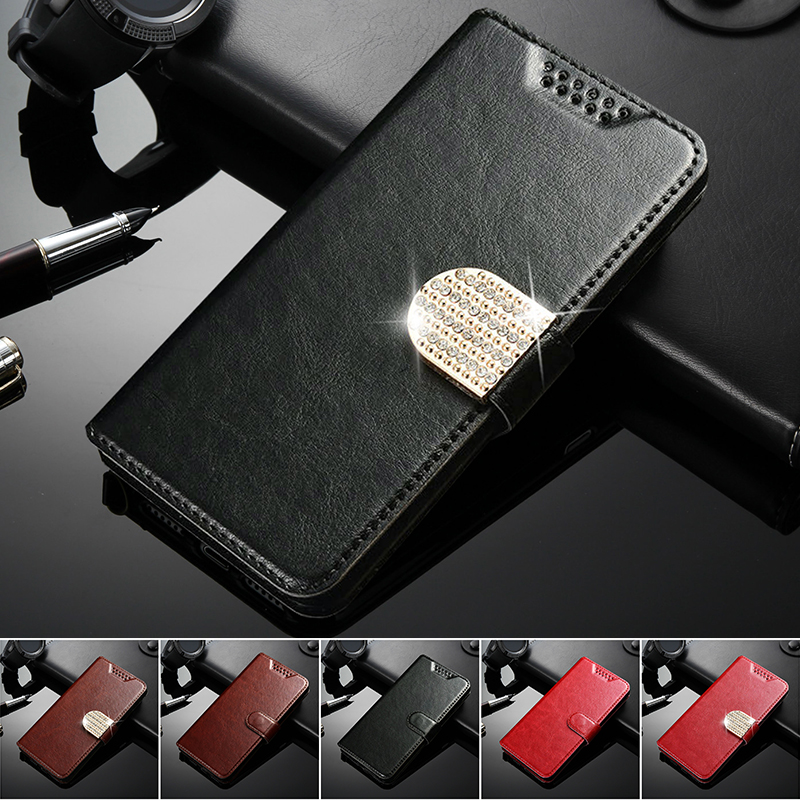 Flip Leather Phone Case Cover for Lenovo A6 Note K5 Play Pro K5S Zuk Edge Z1 Z2 Plus K900 S5 Pro P2 Luxury Cases Black Cover