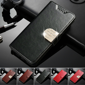 Flip Leather Phone Case Cover