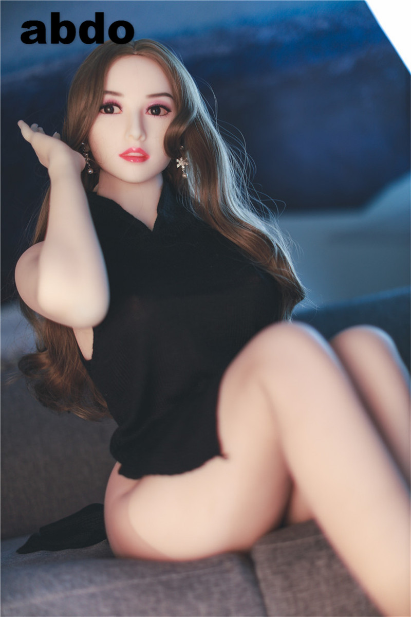 <font><b>100cm</b></font> Full Size Men's Realistic <font><b>Sex</b></font> <font><b>Doll</b></font> <font><b>Small</b></font> <font><b>Breast</b></font> Ass Lifelike Love <font><b>Doll</b></font> Real TPE <font><b>Dolls</b></font> with Skeleton <font><b>Sex</b></font> Toys for Men# image