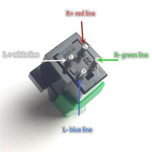 Image 4 - Für AT95E Rekord Player Stylus 3 Geschwindigkeit 13mm Pitch Rekord Patrone Hohe Qualität
