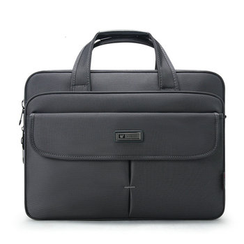 15.6 In Business Men Briefcase Large Capacity Portable Document And Laptop Briefcase For Men Bags