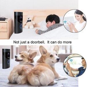 Image 4 - Anytek B30 WIFI Doorbell B30 IP65กันน้ำประตูสมาร์ทวิดีโอChime 720Pไร้สายIntercom FIRนาฬิกาปลุกIR Night Vision IPกล้อง