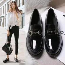 Buty damskie obcasy damskie modne skórzane buty Chaussure Femme Zapatos Mujer tanie tanio yunyiwa podstawowe Szpilki CN (pochodzenie) Z niewielkim szpicem Med (3 cm-5 cm) Dobrze pasuje do rozmiaru wybierz swój normalny rozmiar