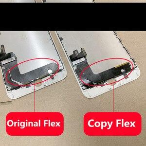 Image 3 - 1:1 OEM Chất Lượng Ban Đầu Màn Hình Cảm Ứng Cho iPhone 6 6S 6SP 7G Màn Hình Hiển Thị LCD Bộ Số Hóa Aseembly Có Logo
