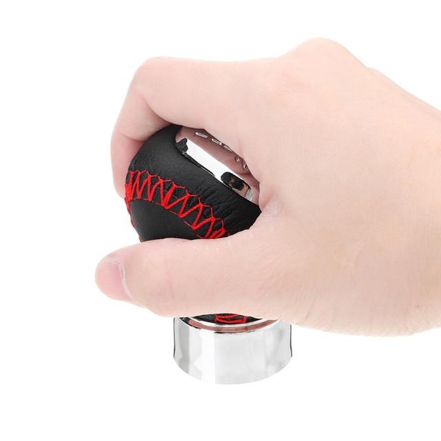 5 6 Speed MT Gear Shift Knob for Mazda 3 BK 5 CR 6 GG/GY MPV PREMACY CP 323/323F BJ 626 GF/GW XEDOS 6 RX-8 GearShifter Stick Pen 3