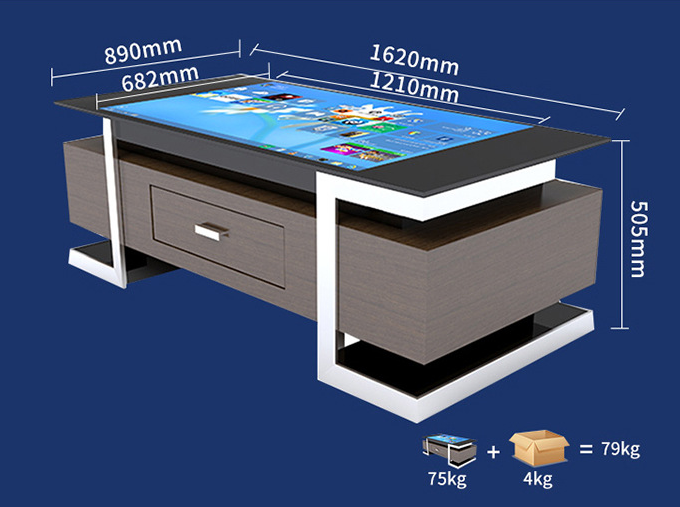 Touchscreen Interactive House Coffee Game Table Smart Touch Table Home Restaurant Office Touch Table Home Automation Modules Aliexpress