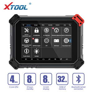 Image 1 - XTOOL PS80 Professional OBD2 Automotive Full System Diagnostic tool ECU Coding ps 80 Free update online
