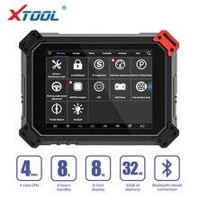 XTOOL PS80 profesjonalne narzędzie diagnostyczne OBD2 motoryzacyjny pełny układ ECU kodowania ps 80 bezpłatna aktualizacja online