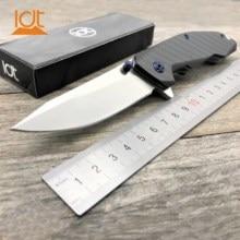 LDT MR012 Folding Knife D2 Blade Carbon Fiber G10 Handle Hunting Outdoor Camping Knives Survival Pocket Knife Tactical EDC Tool цена 2017