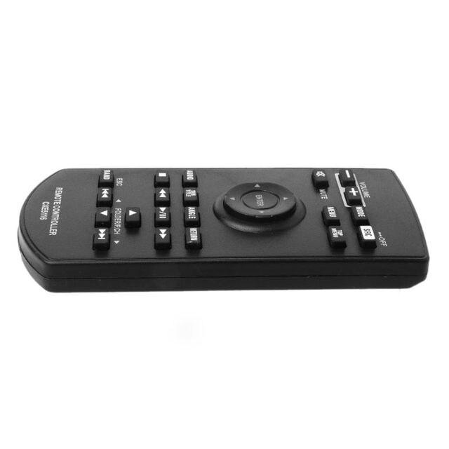 Contrôleur de Télécommande De Remplacement pour PIONEER CXE5116 AVH-1300NEX AVH-X390BS AVH-2300NEX AVH-X490BS AVH-290BT