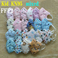 Child FFP2 KN95 Mask Kid 3-10 Years Old Cartoons Masque Boys Girls Children Mascarillas CE Face Mask Safety Protective