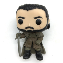 Game of Thrones Jon Snow model Bloody Hot Exclusive action Figure Decorative Model for kids Toy gift Xmas