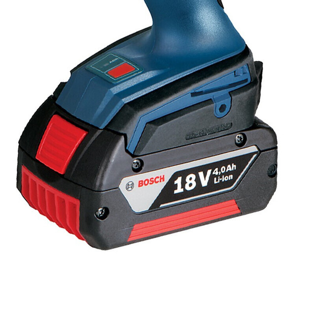 Bosch 18V Cordless Impact Wrench Lithium Battery Rechargeable Electric Wrench GDS 18V-EC 300 ABR 300N.m Brushless Impact Wrench 3