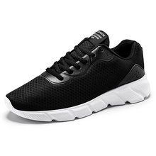 Casual Shoes Men Lace Up Breathable Mesh Sneakers Men Wear-resisting Non-slip Fashion Man Shoes Light Soft Walking Male Footwear