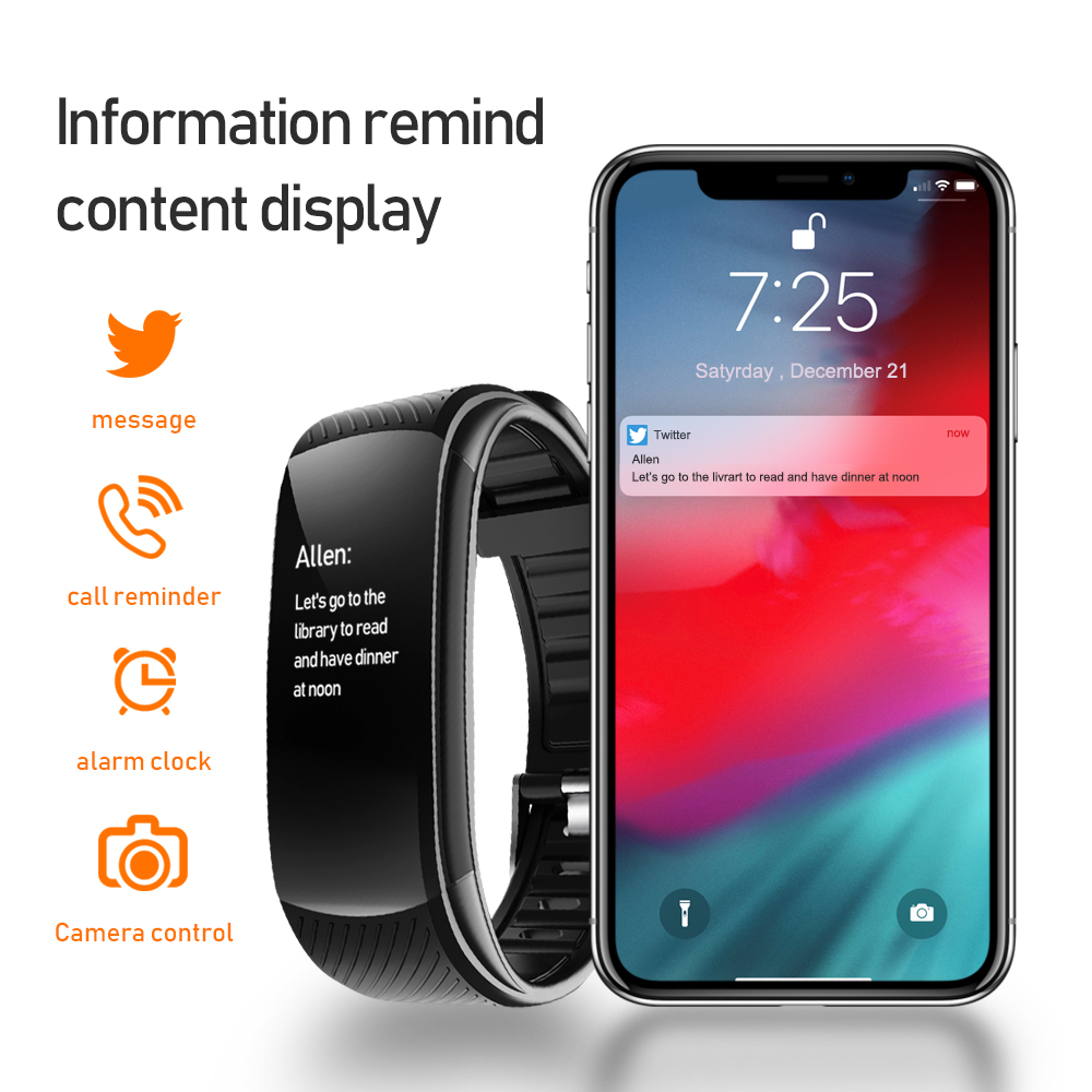 cheapest sport bluetooth smart watch women body temperature Measure Smart band men smartwatch Android IOS fitness bracelet clock heart