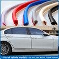 U Тип универсальные защитные щитки для края автомобильной двери отделка Стайлинг Литье защиты Авто полоса царапин для передних и задних фон...