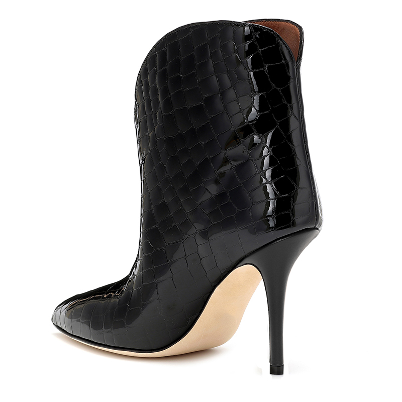 black ankle boots (2)