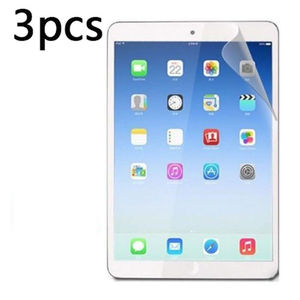 3Pcs Soft HD Clear Front Screen Protector For iPad Air 2 iPad 6 ipad air Protective Film