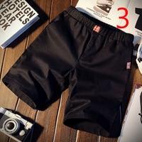 Shorts male Korean version of the slim five pants fashion men's casual denim shorts