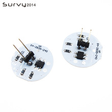 2pcs warm white SMD LED 1210 lamp DC 12V warm white SMD LED 1210 lamp for home car RV ship wireless electronics diy kit waterproof 5 85w 312lm 39 smd 1210 led red car angel eye lights white dc 12v 120mm 2 pcs