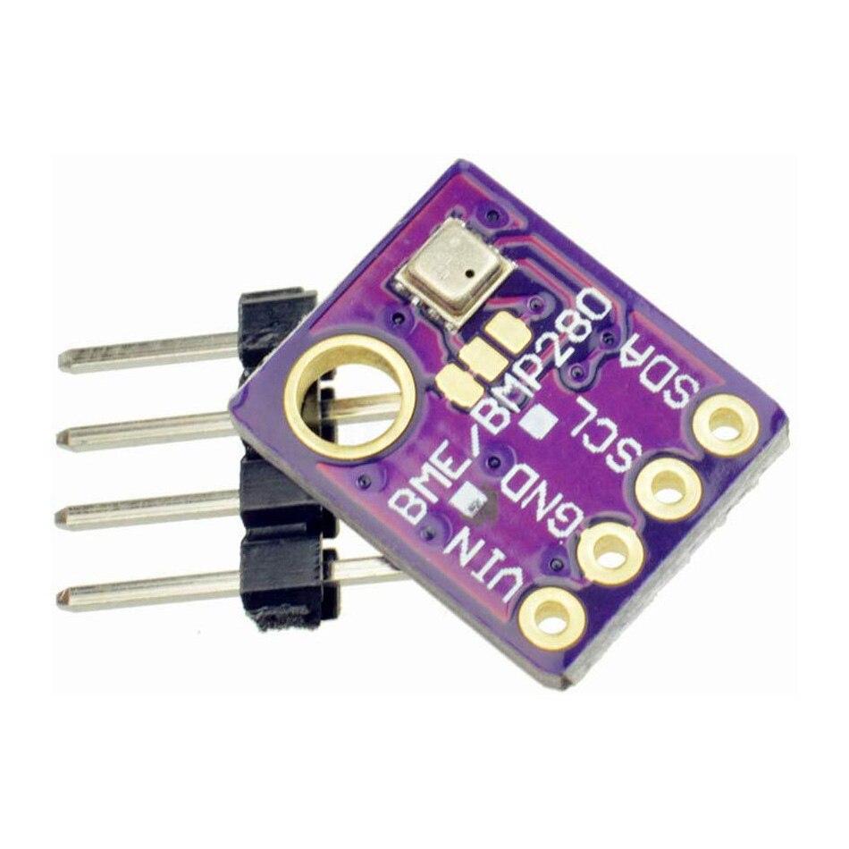 BME280 5V цифровой Сенсор Температура влажности атмосферное Давление Сенсор модуль I2C SPI 1,8-5V GY-BME280