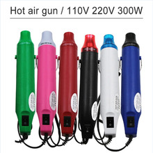 Electric Heat Gun 110V/220V Hot Air Gun Temperature DIY Electric  Power Tool with Supporting Seat EU/US Plug