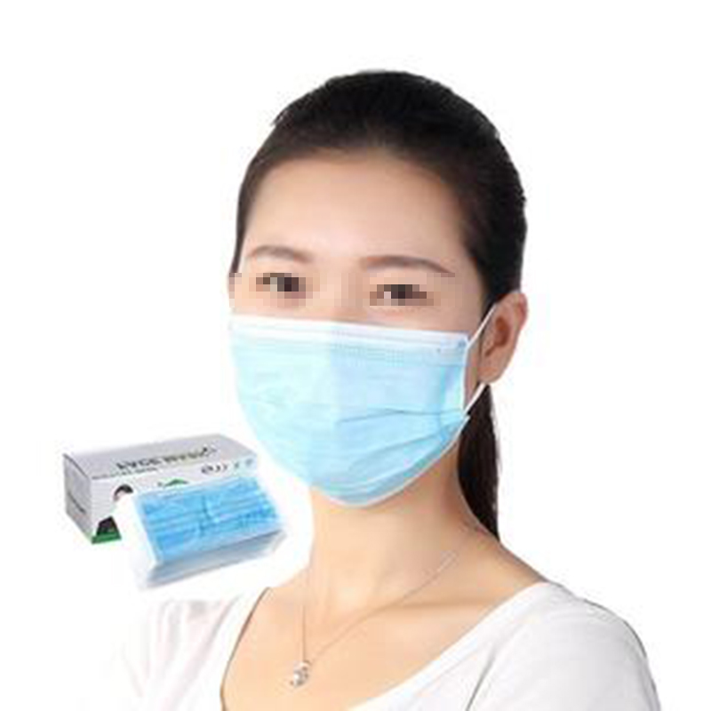 50 piecesmedical masks disposable