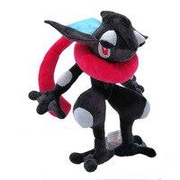 Greninja Cut Cartoon Plush Eevee Ex Gx Mega Doll Hot S Baby Bet 28cm Toy for Kids Xmas Gift